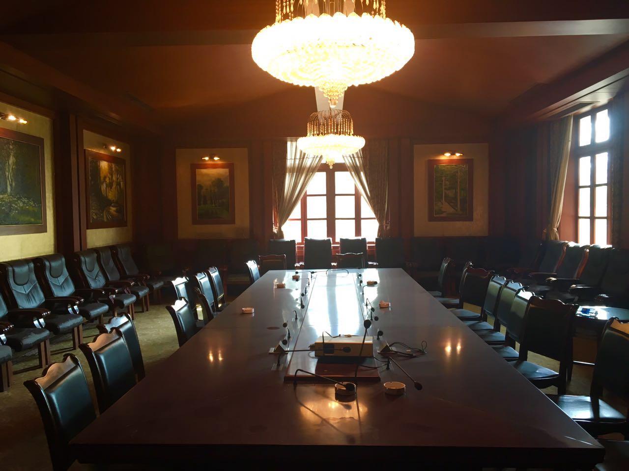 运动员会议室